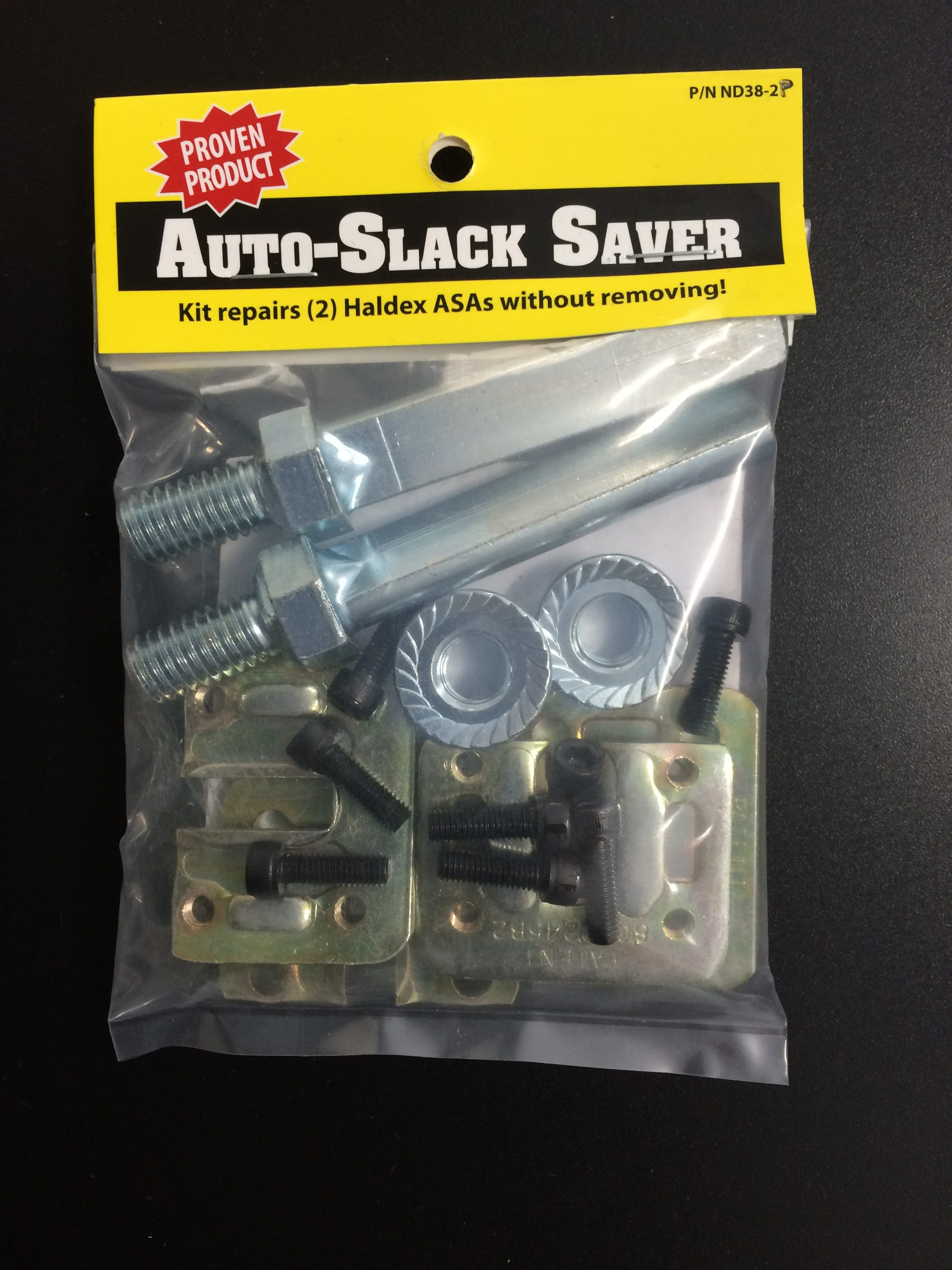 Auto-Slack Saver Kit w/pins